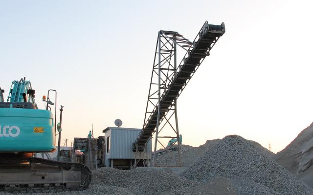 廃棄物を再資源として有効利用。-田中産業 株式会社